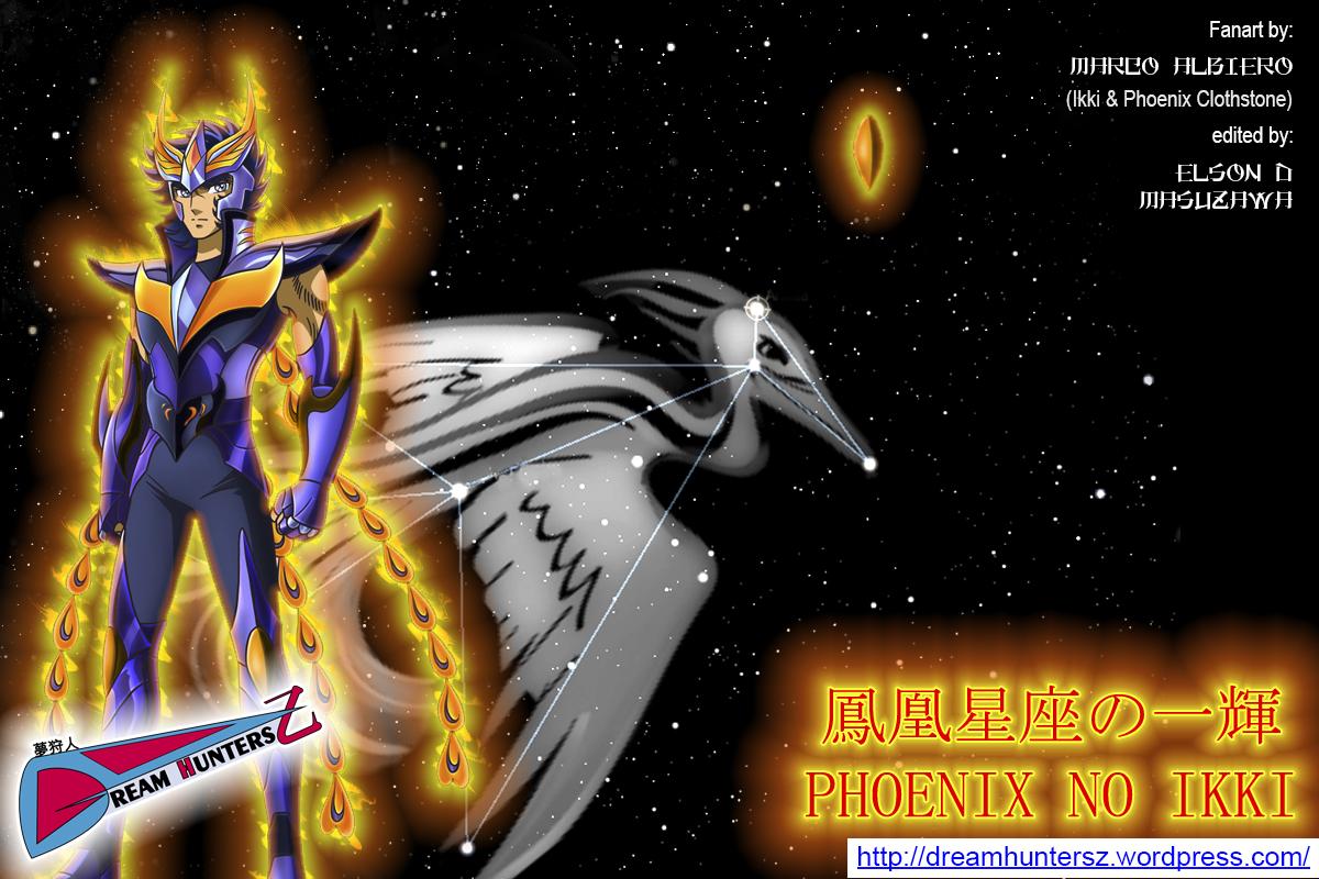 Phoenix no Ikki - Bronze Clothstone